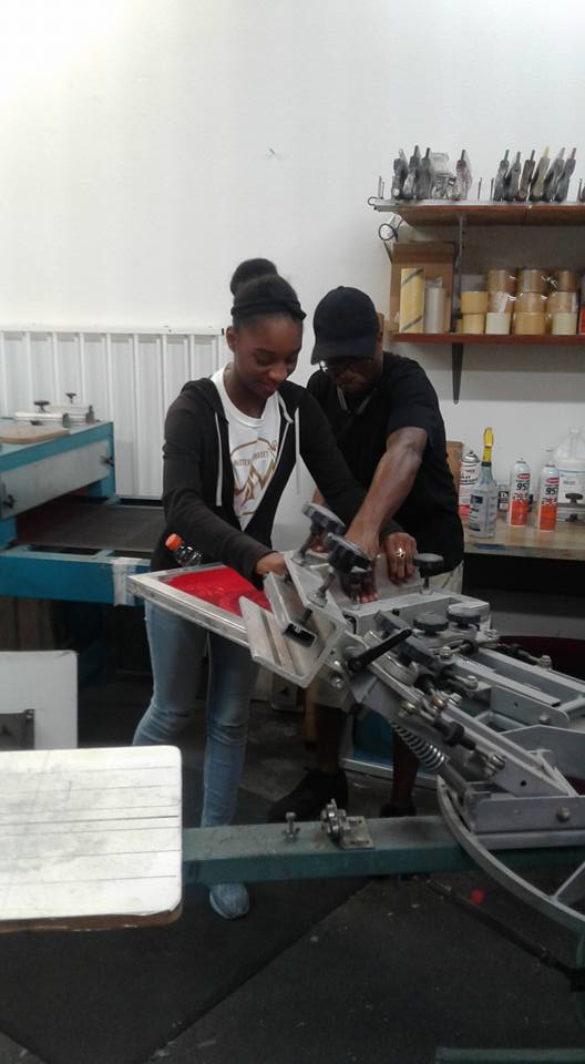 MMLV T-Shirt Printing with 31Kreations