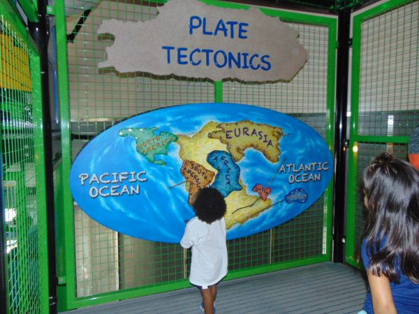 MMLV Discovery Childrens Museum Outing Plate Tectonics