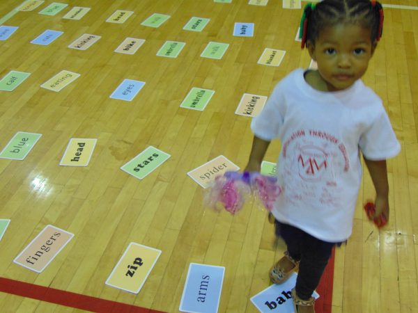 MMLV Children Word Matching Activity