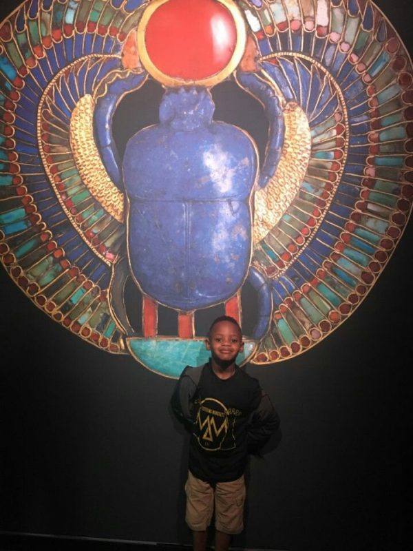 King Tut Exhibit 2018